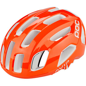 POC Ventral Air Spin Casco, zink orange avip